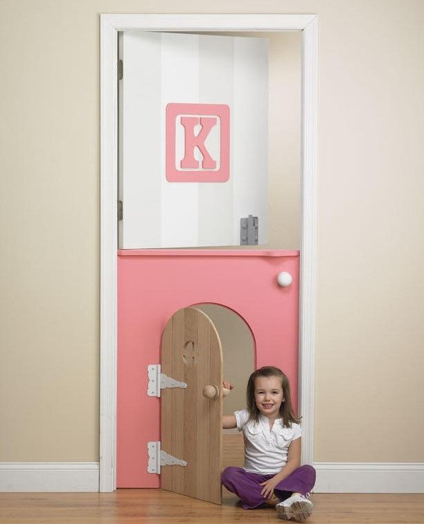 Чем украсить двери детской комнаты. Декор и оформление двери в детскую (фо