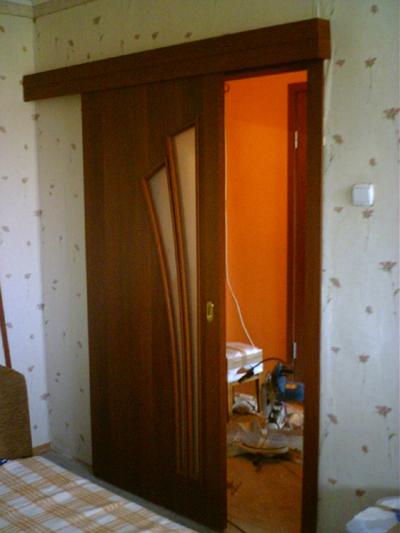 поставить в комнату железную дверь цена