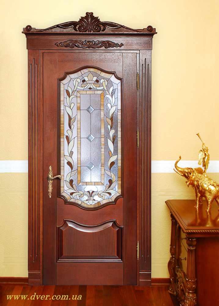 Элитные межкомнатные двери фото