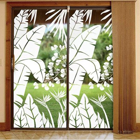 Декорирование стекла своими руками фото